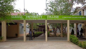 List of Courses Offered at Garissa University