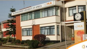 List of Courses Offered at Management University Of Africa
