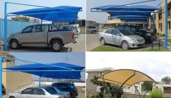 Top Car Shades Manufacturing And Installation Companies In Kenya