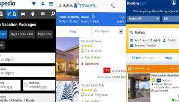 Best Online Hotel Booking Sites In Kenya