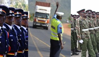 Kenya Police Recruitment Requirements 2020