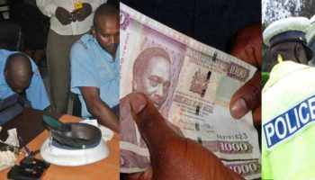Top 20 Counties In Kenya By Their Average Bribe Size