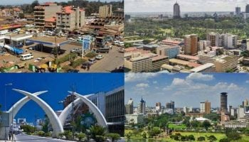 Top 20 Counties In Kenya By Their Expenditure Size