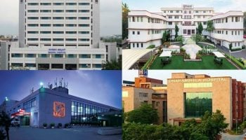 Top 10 Most Preferred Cancer Hospitals By Kenyans in India
