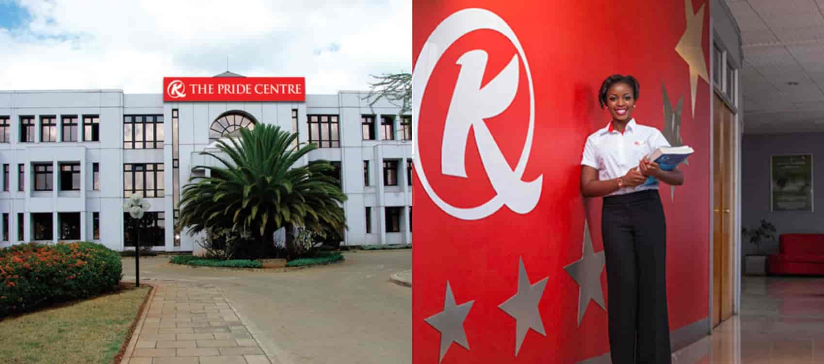 Kenya Airways KQ Pride Centre Courses and Fee Structure