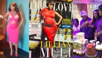Lilian Muli Shows Off Her Pregnancy in These 9 New Photos