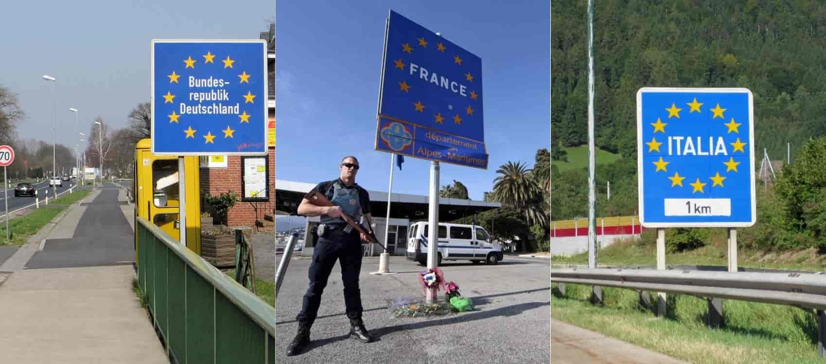 Schengen countries: a list of 2018 84