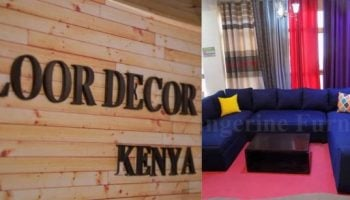 List Of Best Interior Decor and Furniture Stores in Kenya