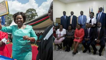 List Of Bomet County Government Ministers 2018