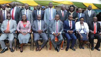 List Of Elgeyo Marakwet County Government Ministers 2018
