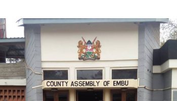 List Of Embu County Government Ministers 2018