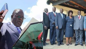 List Of Homa Bay County Government Ministers 2018
