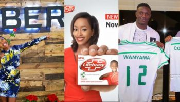 List Of Kenyan Celebrities Making Millions as Brand Ambassadors 2018