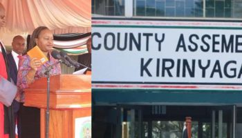 List Of Kirinyaga County Government Ministers 2018