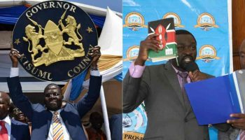 List Of Kisumu County Government Ministers 2018