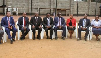 List Of Makueni County Government Ministers 2018