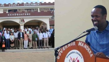 List Of Mandera County Government Ministers 2018