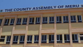 List Of Meru County Government Ministers 2018