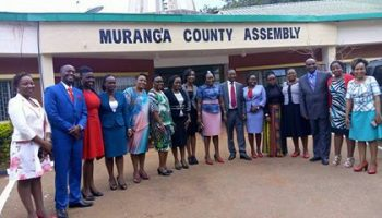 List Of Murang'a County Government Ministers 2018