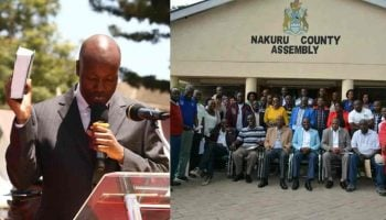 List Of Nakuru County Government Ministers 2018