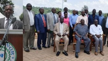 List Of Nyamira County Government Ministers 2018