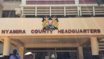 List Of Nyamira County Government Ministers (CECs) 2021