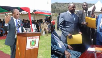 List Of Nyandarua County Government Ministers 2018