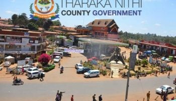 List Of Tharaka Nithi County Government Ministers 2018