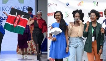 List Of Top 10 Popular Fashion Show Weeks In Kenya
