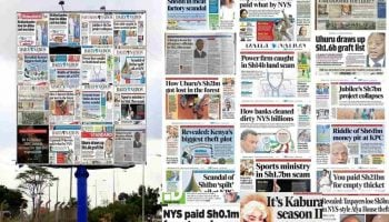 List Of Top 20 Corruption Scandals In Kenya
