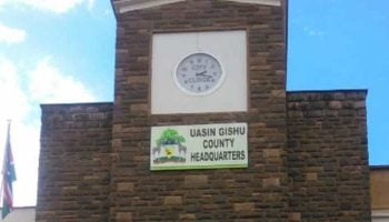 List Of Uasin Gishu County Government Ministers (CECs) 2021