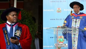 List Of Vice Chancellors in All Kenyan Universities 2018
