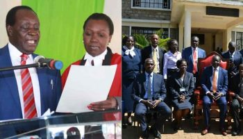 List Of Vihiga County Government Ministers 2018