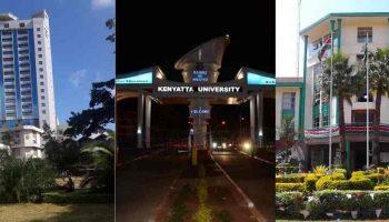 List of Accredited Universities in Kenya 2021