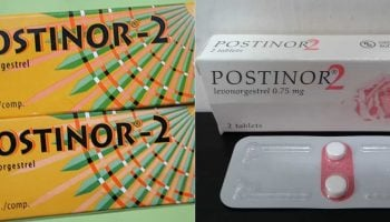Most Common Side Effects of Postinor 2 ( P2 Pills ) in Kenya