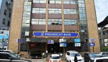 List Of All Paramount Bank Branch Codes in Kenya