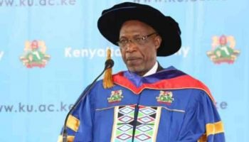Qualifications Required To Become A University Vice Chancellor in Kenya