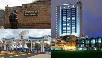 Top 100 Best Universities To Study in Kenya 2019