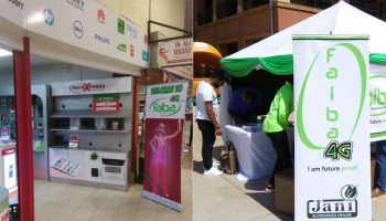 List Of All Faiba 4G Shops in Kenya