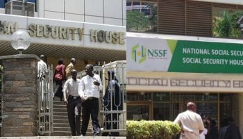 List Of All NSSF Branches In Kenya