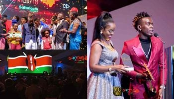 List Of Groove Awards Winners 2018