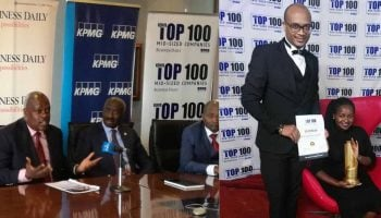 List Of Top 100 Mid sized Companies in Kenya 2018
