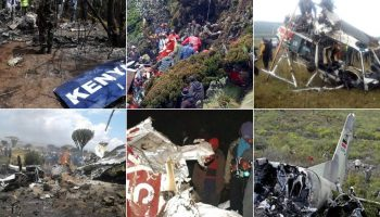 List Of The Worst Plane Accidents In Kenya