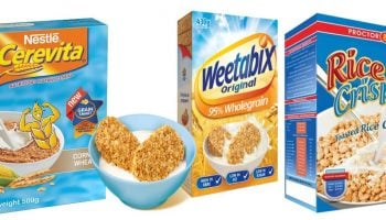 Top 10 Most Preferred Breakfast Cereal Brands In Kenya