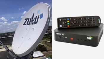 Zuku Satellite TV Packages 2020