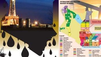 List Of All Petroleum Exploration Blocks In Kenya