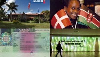 Denmark Visa Requirements For Kenyan Citizens