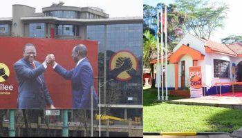 List Of All Registered Political Parties in Kenya