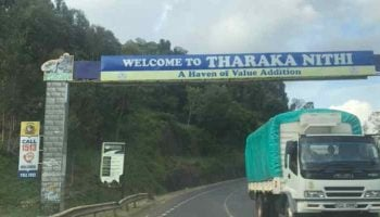 List Of All Wards In Tharaka Nithi County