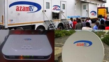 List Of Azam TV Channels in Kenya